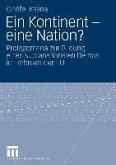 Ein Kontinent - eine Nation? (eBook, PDF)