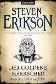 Der goldene Herrscher / Das Spiel der Götter Bd.12