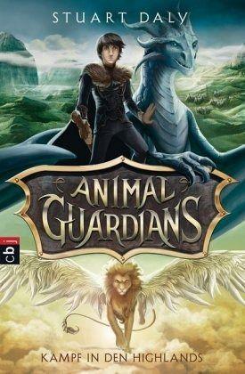 Buch-Reihe Animal Guardians von Stuart Daly
