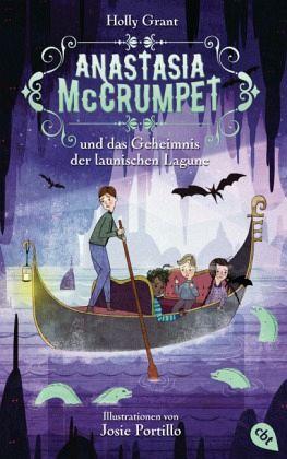 Buch-Reihe Anastasia McCrumpet