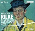 Die Aufzeichnungen des Malte Laurids Brigge, 2 Audio-CDs