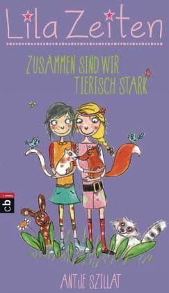 Buch-Reihe Lila Zeiten