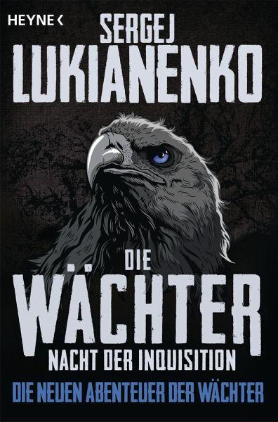 Buch-Reihe Die Wächter von Sergej Lukianenko
