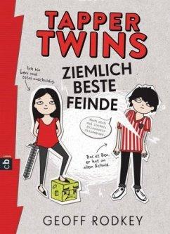 Ziemlich beste Feinde / Tapper Twins Bd.1 - Rodkey, Geoff