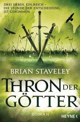 Buch-Reihe Thron