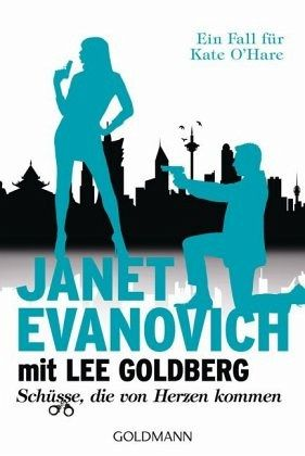 Buch-Reihe Kate O'Hare von Evanovich & Goldberg