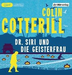 Dr. Siri und die Geisterfrau / Dr. Siri Bd.9 (1 MP3-CD) - Cotterill, Colin