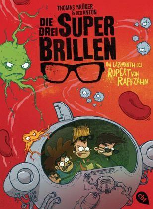 Buch-Reihe Die drei Superbrillen