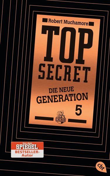 Buch-Reihe Top Secret. Die neue Generation von Robert Muchamore