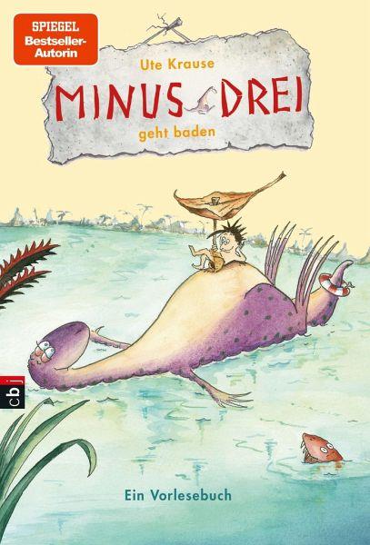 Buch-Reihe Minus Drei von Ute Krause