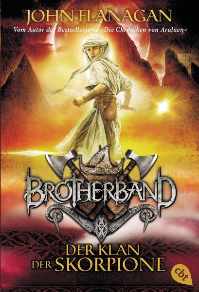Buch-Reihe Brotherband von John Flanagan
