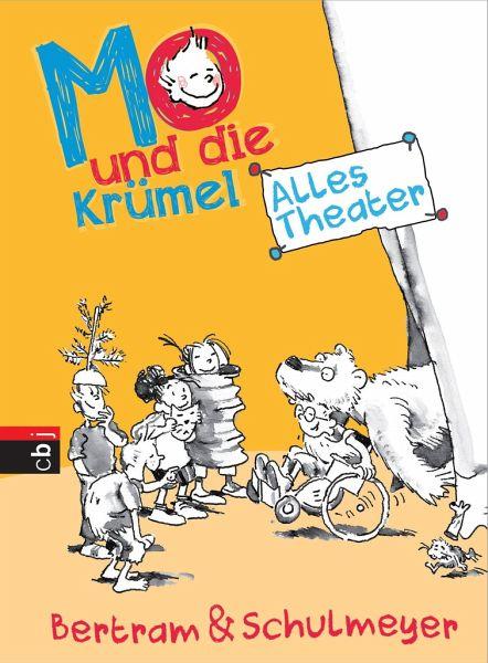 Buch-Reihe Mo und die Krümel