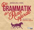 Die Grammatik der Rennpferde, 6 Audio-CDs