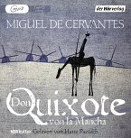 Don Quixote von la Mancha, 2 MP3-CDs