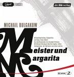 Meister und Margarita, 2 MP3-CD