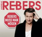 Rebers muss man mögen - Eine Abrechnung, 1 Audio-CD