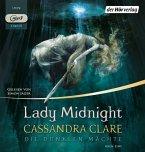 Lady Midnight / Die dunklen Mächte Bd.1 (2 MP3-CDs)
