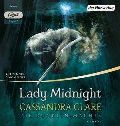 Lady Midnight / Die dunklen Mächte Bd.1 (2 MP3-CDs) - Clare, Cassandra