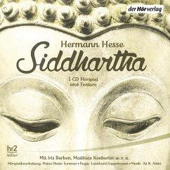 Siddhartha, 5 Audio-CDs - Hesse, Hermann