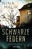 Schwarze Federn / Franka Janhsen Bd.1