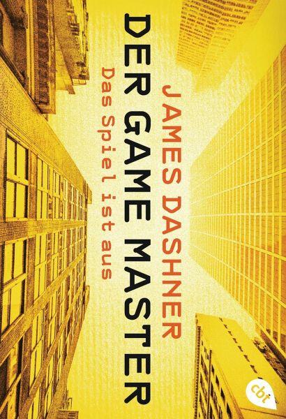 Buch-Reihe Der Game-Master von James Dashner