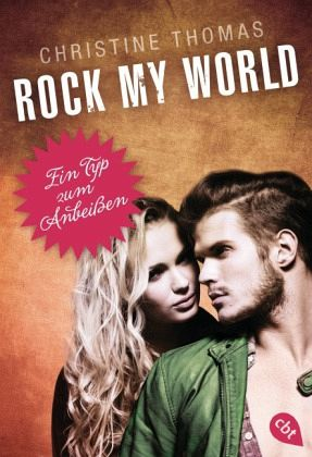 Buch-Reihe Rock my world