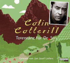 Totentanz für Dr. Siri / Dr. Siri Bd.3 (4 Audio-CDs) - Cotterill, Colin