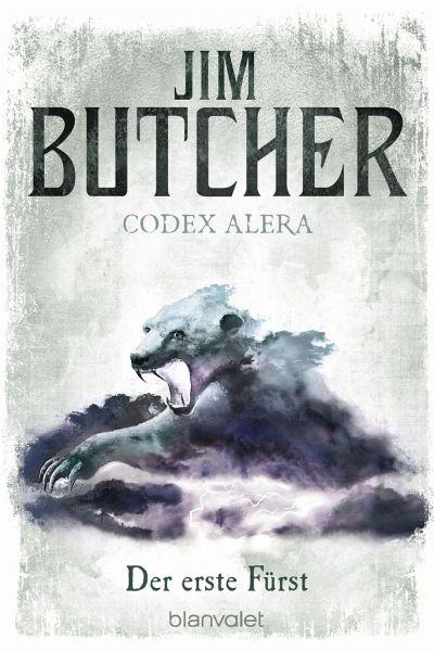 Buch-Reihe Codex Alera von Jim Butcher