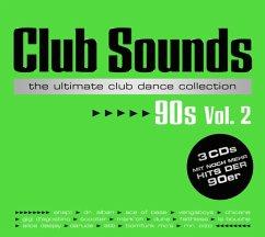 Club Sounds 90s,Vol.2 - Diverse