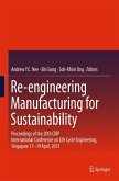 Re-engineering Manufacturing for Sustainability (eBook, PDF)