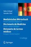 Medizinisches Wörterbuch/Diccionario de Medicina/Dicionário de termos médicos (eBook, PDF)