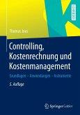 Controlling, Kostenrechnung und Kostenmanagement (eBook, PDF)