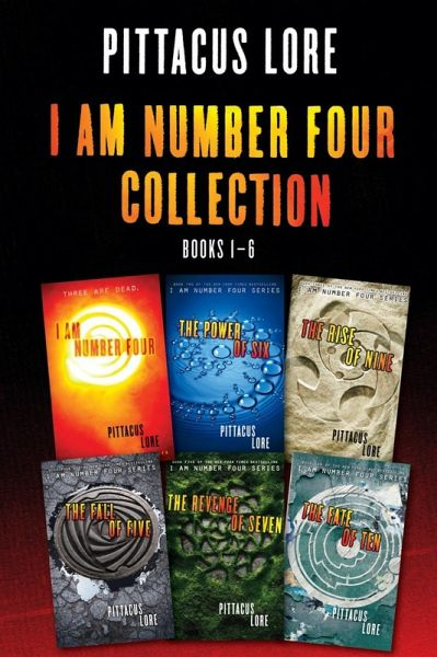 I Am Number Four Epub