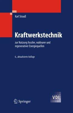 Kraftwerkstechnik (eBook, PDF) - Strauß, Karl