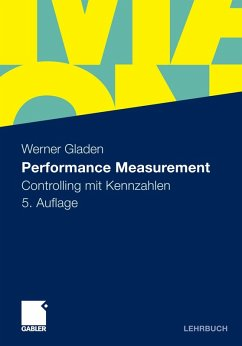 Performance Measurement (eBook, PDF) - Gladen, Werner
