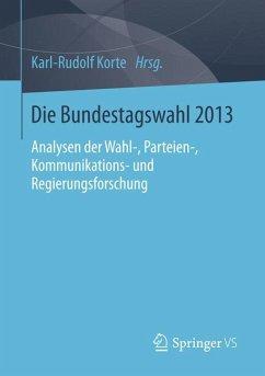 Die Bundestagswahl 2013 (eBook, PDF)