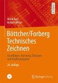 Böttcher/Forberg Technisches Zeichnen (eBook, PDF)