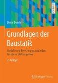 Grundlagen der Baustatik (eBook, PDF)