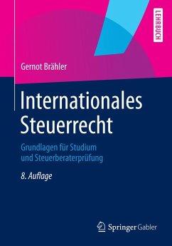 Internationales Steuerrecht (eBook, PDF) - Brähler, Gernot