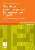 Grundkurs Algorithmen und Datenstrukturen in JAVA (eBook, PDF)