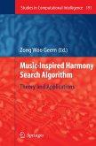 Music-Inspired Harmony Search Algorithm (eBook, PDF)