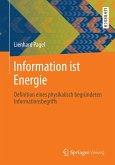 Information ist Energie (eBook, PDF)
