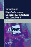 Transactions on High-Performance Embedded Architectures and Compilers II (eBook, PDF)