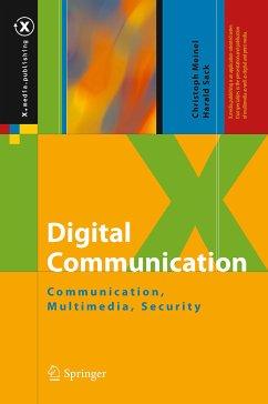 Digital Communication (eBook, PDF) - Sack, Harald; Meinel, Christoph