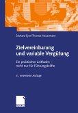 Zielvereinbarung und variable Vergütung (eBook, PDF)