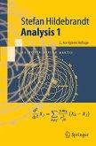 Analysis 1 (eBook, PDF)
