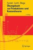 Übungsbuch zur Produktions- und Kostentheorie (eBook, PDF)