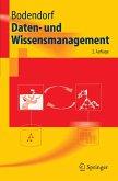 Daten- und Wissensmanagement (eBook, PDF)