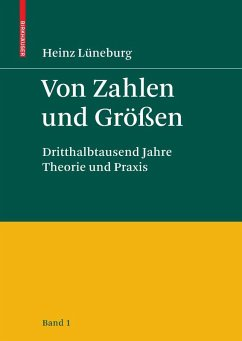 Von Zahlen und Größen (eBook, PDF) - Lüneburg, Heinz