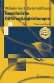 Gewöhnliche Differentialgleichungen (eBook, PDF)